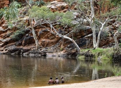 Ellery Creek Rock Hole